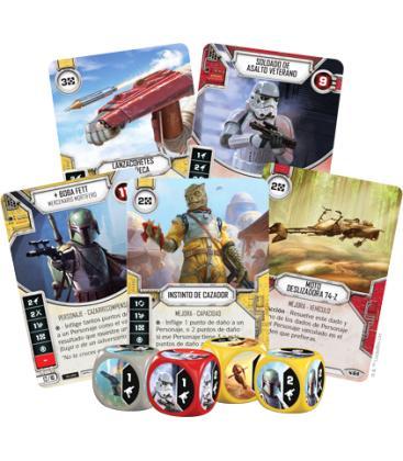 Star Wars Destiny: Caja de Inicio Boba Fett
