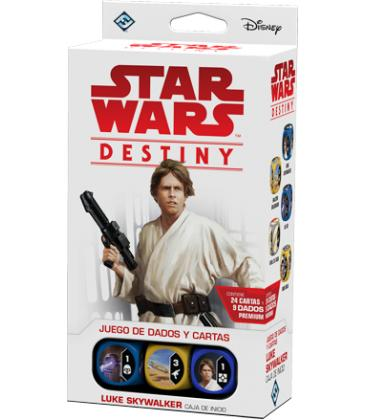 Star Wars Destiny: Luke Skywalker (Caja de Inicio)