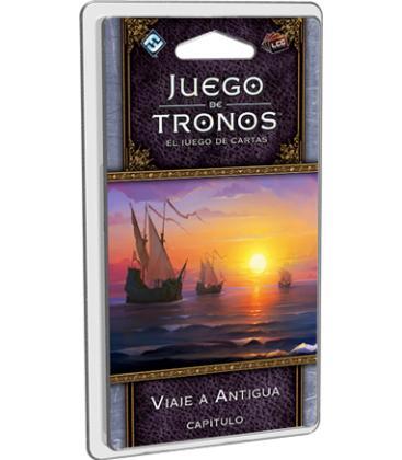 Juego de Tronos LCG: Viaje a Antigua / Bandada de Cuervos 2