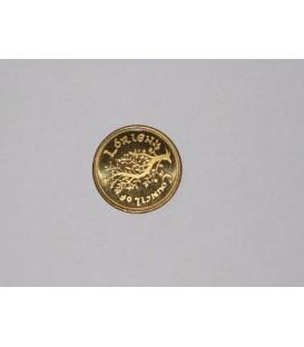 Moneda Dorada Concilio de Lorien