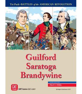 Tri-Pack: Guilford, Saratoga, Brandywine (Inglés)