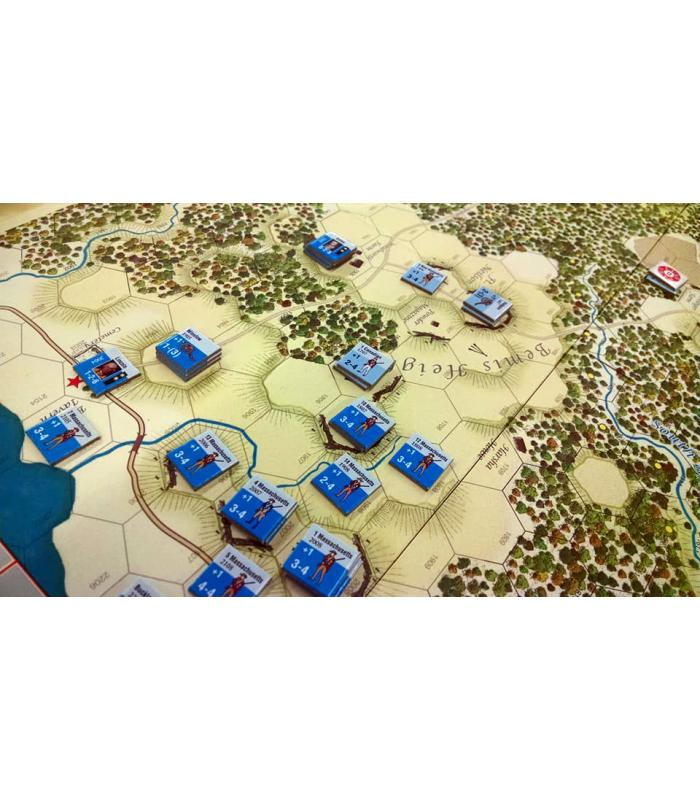 Tri-Pack: Battles of the American Revolution - Guilford