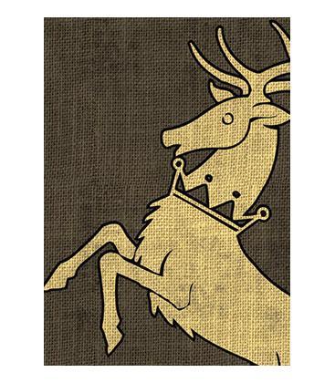 Fundas FFG Ilustradas: Baratheon