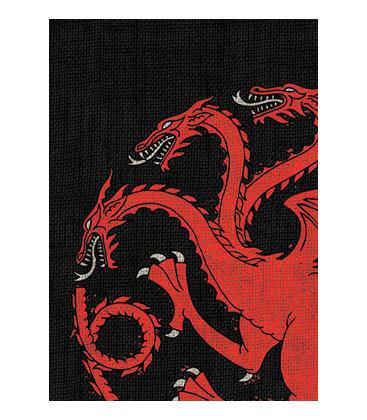 Fundas FFG Ilustradas: Targaryen