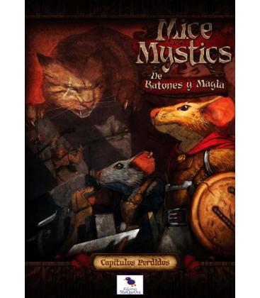 Mice and Mystics: Capítulos Perdidos