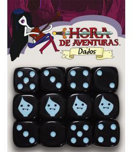 Hora de Aventuras: Pack de Dados Marceline