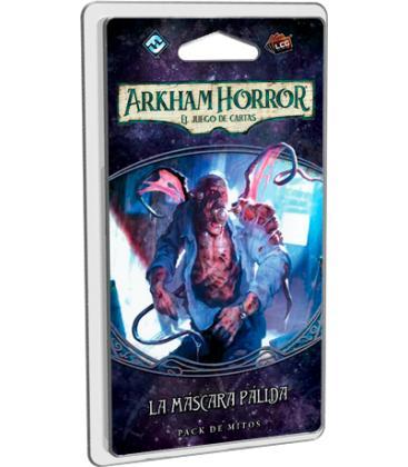 Arkham Horror LCG: La Máscara Pálida / El Camino a Carcosa 4