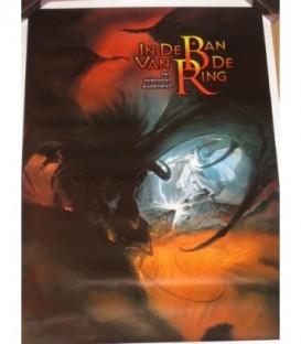 Poster - Gandalf Vs The Balrog