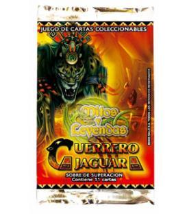 Mitos y Leyendas: Guerrero Jaguar (Sobre de Superación)