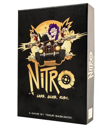 Nitro: Locos del Desierto