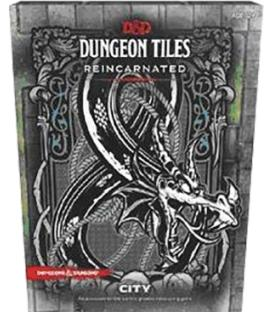Dungeons & Dragons: City Dungeon Tiles Reincarnated