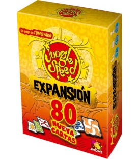 Jungle Speed: La Expansión