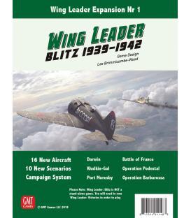 Wing Leader: Expansion 1 - Blitz 1939-1942 (Inglés)