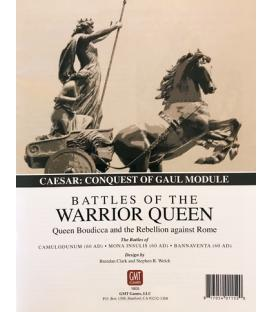 Caesar Conquest of Gaul: Battles of the Warrior Queen