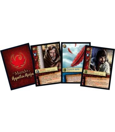 El Mundo de Águila Roja: Casa Real y Conspiradores (Set de Inicio para 2 Jugadores)