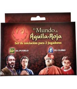 El Mundo de Águila Roja: El Clero y El Pueblo (Set de Inicio para 2 Jugadores + Promo)