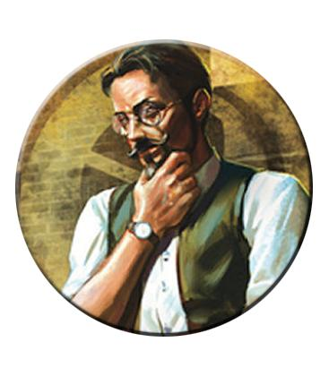 Marcador Rex Murphy