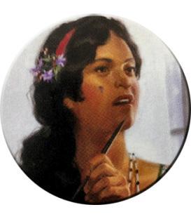 Marcador Sefina Rousseau