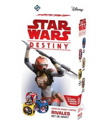 Star Wars Destiny: Rivales (Set de Draft)