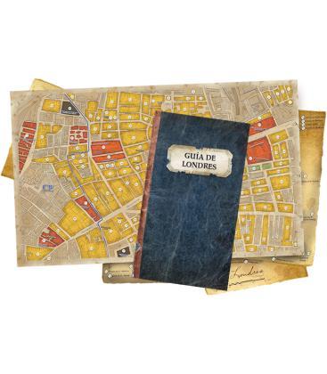 Sherlock Holmes Detective Asesor: Jack el Destripador y Aventuras en el West End