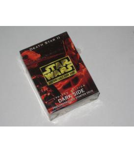 Star Wars CCG: Death Star II Dark Side Baraja de Inicio (Inglés)