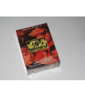 Star Wars CCG: Death Star II Light Side Baraja de Inicio (Inglés)