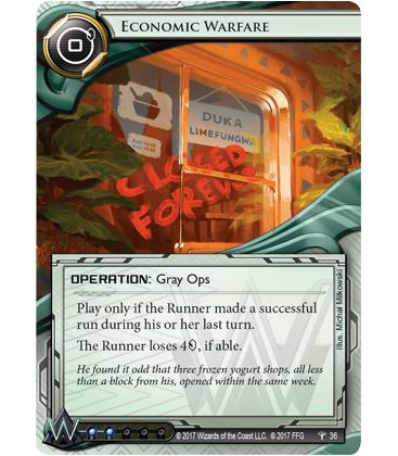 Android Netrunner: Down the White Nile / Ciclo Kitara 2 (Inglés)
