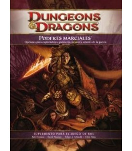 Dungeons & Dragons: Poderes Marciales