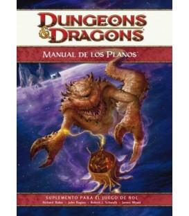 Dungeons & Dragons: Manual de los Planos