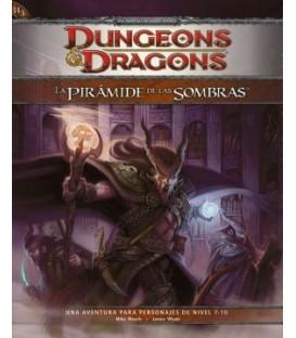 Dungeons & Dragons: La Pirámide de las Sombras