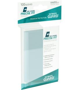 Fundas Ultimate Guard (64x89,5mm) Side-Loading PRECISE FIT (100)