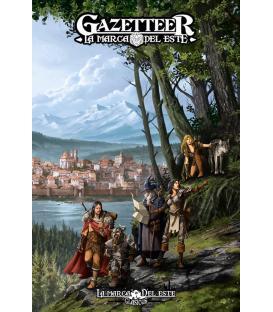 Aventuras en la Marca del Este: Gazetteer Clásicos