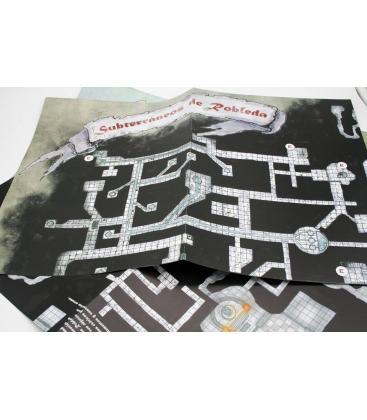 Aventuras en la Marca del Este: Gazetteer Clásicos (Edición Verkami)