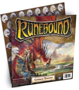Runebound: Combat Tokens