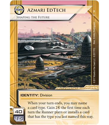 Android Netrunner: Council of the Crest / Ciclo Kitara 3 (Inglés)