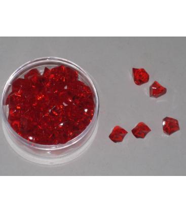 Caja Contadores Gem Stone: Rojo (50/55)