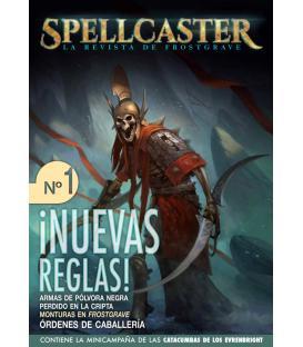 Frostgrave: Revista Spellcaster nº1
