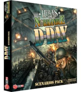 Heroes of Normandie: D-Day Scenario Pack (Inglés)