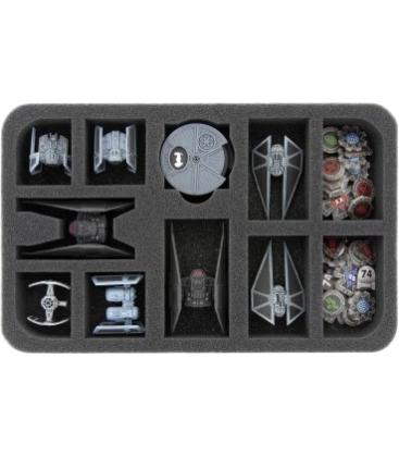 Star Wars X-Wing: Silenciador Tie (Foam Tray)
