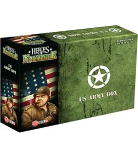 Heroes of Normandie: US Army Box (Inglés)