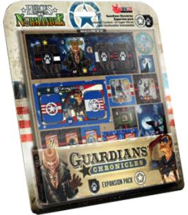 Heroes of Normandie: Guardians' Chronicles