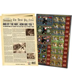 Heroes of Normandie: Gazette 6 (Inglés)