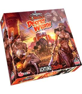 Shadows Over Normandie: Desert Wrath (Inglés)