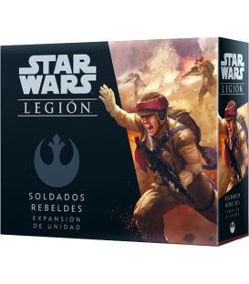 Star Wars Legion: Soldados Rebeldes (Expansión de Unidad)