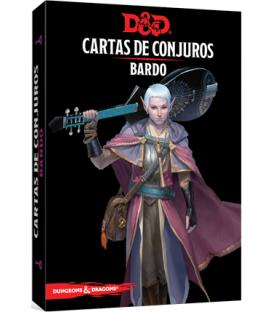 Dungeons & Dragons: Cartas de Conjuros (Bardo)