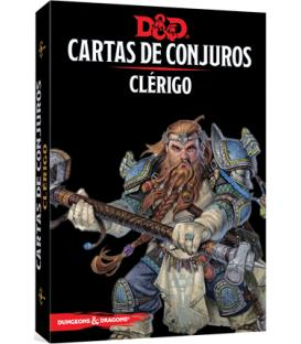 Dungeons & Dragons: Cartas de Conjuros (Clérigo)