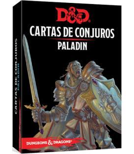 Dungeons & Dragons: Cartas de Conjuros (Paladín)