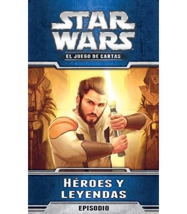 Héroes y Leyendas / Ecos de la Fuerza 1