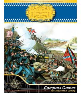 Battle Hymn: Vol. 1 - Gettisburg and Pea Ridge (Inglés)