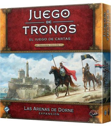 Juego de Tronos LCG (2ª Edición): Las Arenas de Dorne